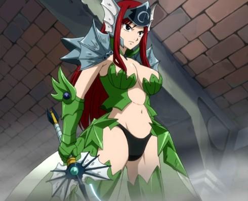 Armadura da Imperatriz da Água (armadura desse tamanico? modelito verão, só pode ser...)
