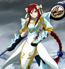 Armadura da Imperatriz do Raio/Trovão