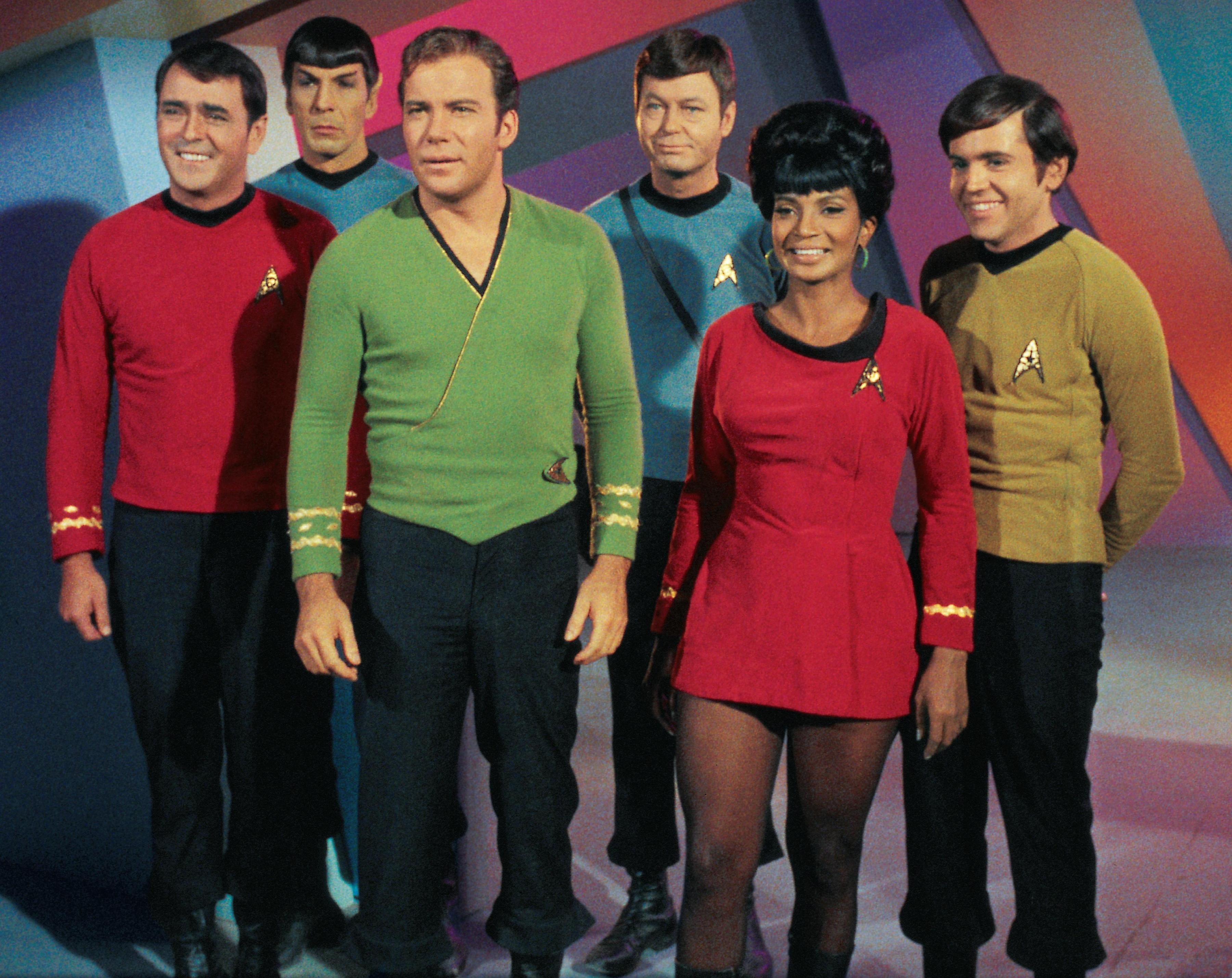 Star Trek   Unhas Inspiradas