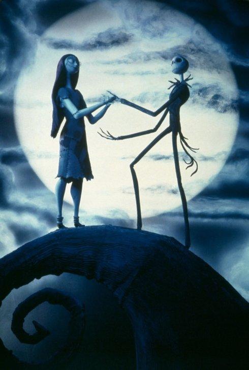 Jack e sua namorada Sally